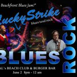 Al's Beach Club and Burger Bar Presents Lucky Strike